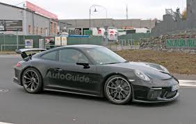 porsche gtr 2017 porsche 911 gt3 will get its manual transmission back autoguide