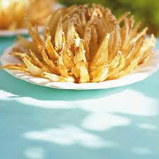 cuisiner des oignons fleurs d oignons frits ricardo