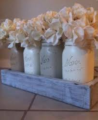 Shabby Chic Wedding Centerpieces by Rustic Wedding Lavender Ceramic Wedding Centerpiece Vase Wedding