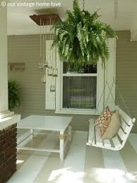 house porch at night our vintage home love spring summer porch ideas