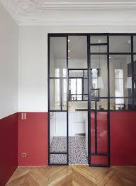 cuisine appartement parisien déco salon cuisine appartement parisien de 150m2 gcg architectes