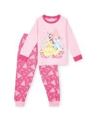 disney princess pyjamas aldi uk