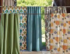 Worldmarket Curtains Gold And Red Suzani Cotton Curtains Set Of 2 Printed Curtains