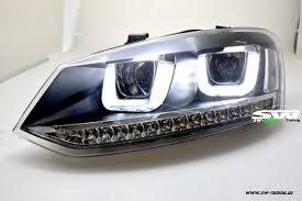 volkswagen polo headlights modified vw polo classic tuning scheinwerfer best vw polo tuning ideas on