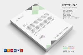 Business Letterhead Design Vector 80 Modern Stationery Templates Design Shack