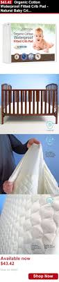 Bed Bug Crib Mattress Cover Mattress Pads And Covers Organic Cotton Waterproof Fitted Crib