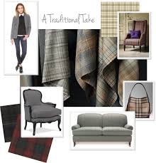 Plaids Plaid Timeless Traditional Or With A Twist Kdrshowrooms Com
