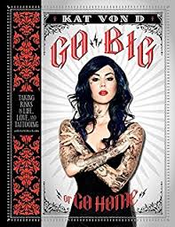 high voltage tattoo kat von d 9780061684388 amazon com books
