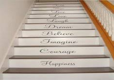 stair tread stickers home design
