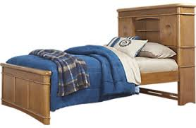 twin size bookcase beds for boys in headboard