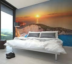 sunset over zakynthos island wall mural eazywallz sunset over zakynthos island wall mural tropical beach eazywallz