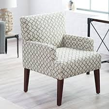 Geometric Accent Chair Amazon Com Belham Living Geo Accent Blue Gray Geometric Color