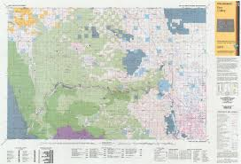 surface bureau fort collins map on co surface management status bureau of