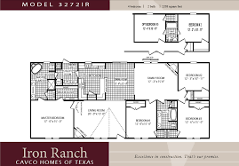 Floor Plans For Mobile Homes Single Wide 4 Bedrooms 3 Bathrooms Mobile Home Bedroom Double Wide Mobile 17