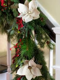 Interior Photos Of Houses Decorated For Christmas Holiday Entryway Decorating Ideas Hgtv
