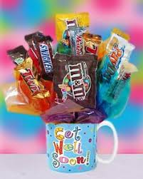 gift mugs with candy candy bar bouquet party time candy bar bouquet
