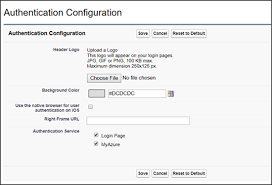 lead lighting system login configure an azure ad authentication provider