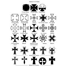 tatos me celtic maltese cross designs