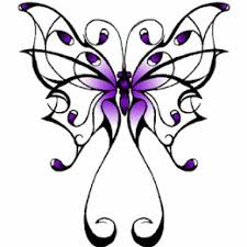fibromyalgia awareness tattoo or change the purple to orange and