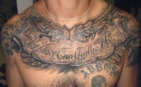 cool ideas chest tattoos placement
