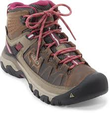 womens boots keen keen targhee iii mid wp hiking boots s at rei