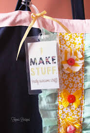 Business Card Luggage Tags Laminated Creative Diy Luggage Tags Fynes Designs Fynes Designs