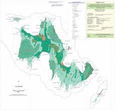 Banning State Park Map by Constantine Alexander U0027s Journal Tilos Island
