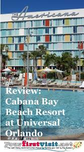 12 best cabana bay beach resort at universal orlando resort uor