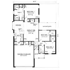 plan42 traditional style house plan 3 beds 2 00 baths 1294 sq ft plan