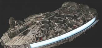 millenium falcon floor plan star wars millennium falcon 1 1 model full kit modelspace