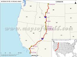 map of oregon freeways interstate 15 i 15 map usa san diego to sweetgrass montana