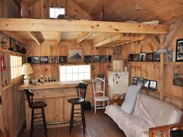 interior small cabin with loft kits small cabins with 1 room
