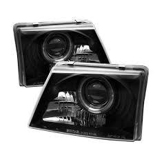 Ford Ranger Truck Parts - amazon com spyder auto ford ranger black halogen projector