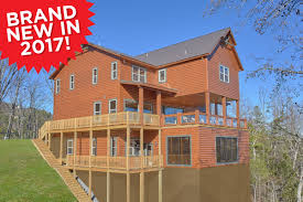 splash mountain brand new 2017 13 bedroom cabin located in
