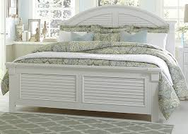 White House Furniture Collection Amazon Com Liberty Furniture 607 Br Kpb Summer House I Panel Bed