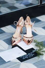 wedding shoes nyc charm new york wedding inspiration ruffled