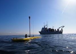 Hawaii traveling the world images Wave glider aquatic robots set world record jpg