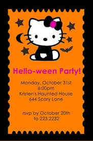 cute halloween party invitations staff picks kitty