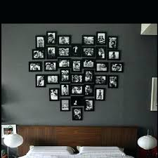 home interior frames family picture wall arrangements family photo wall collage