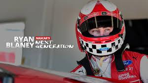 Red Flag Nascar Ryan Blaney U2013 Nascar U0027s Rising Star