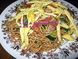 cuisine mauricienne chinoise recette de mines frites de l île maurice nouilles sautées