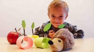 paper craft for kids apples easy crafts ideas diy loversiq