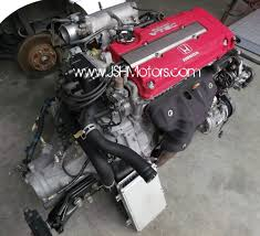 jdm engines honda jdm engine swaps b16a b18c h22a k20a and more