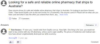 ozpills com review online seller lacking approval from customers