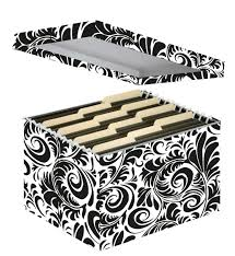 Decorative Paper Storage Boxes With Lids Amazon Com Snap N Store Letter And Legal File Box Interior
