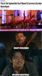 Glenn Walking Dead Meme - warning walking dead s season 7 spoilers by supervideoita meme