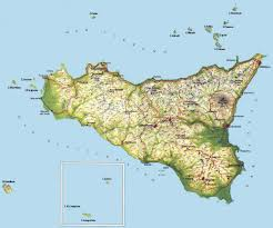 Foggia Italy Map by Palermo Map