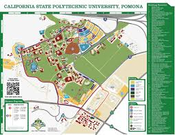Sac State Campus Map by Cpp Map At Cal Poly Pomona Cal Poly Pomona Map Spainforum Me