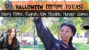 diy halloween costume ideas harry potter kim possible rugrats