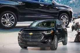 highlights from naias2017 the 2018 chevrolet traverse askpatty com